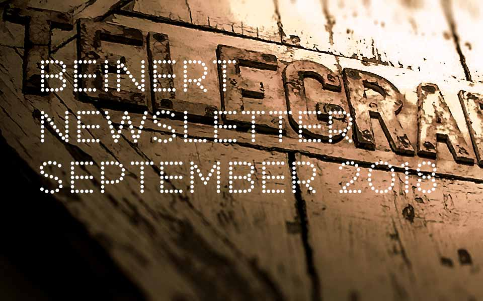 Beinert | Newsletter September 2018