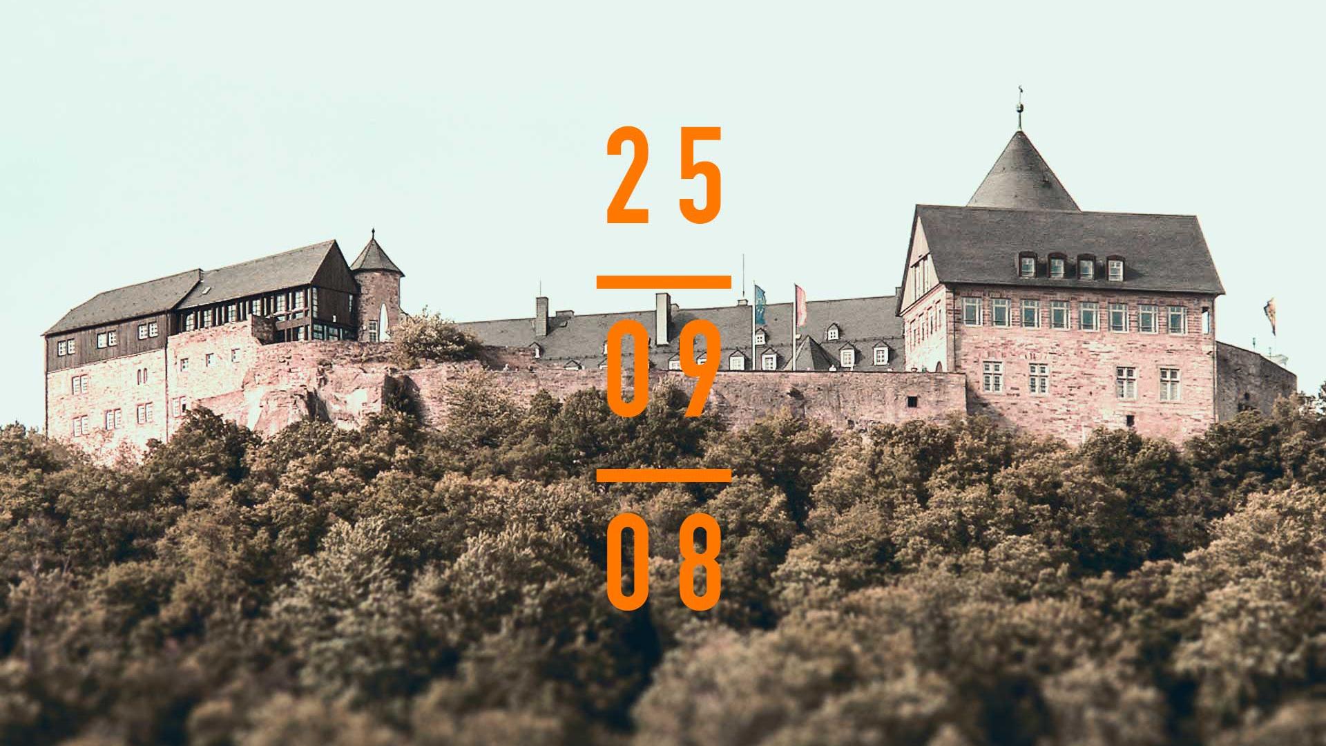 AGD-Jahrestagung 2008 der Allianz deutscher Designer auf Schloss Waldeck.