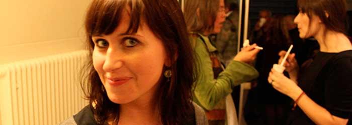 Daniela Kleint (Studentin Kommunikationsdesign, HTW Berlin).