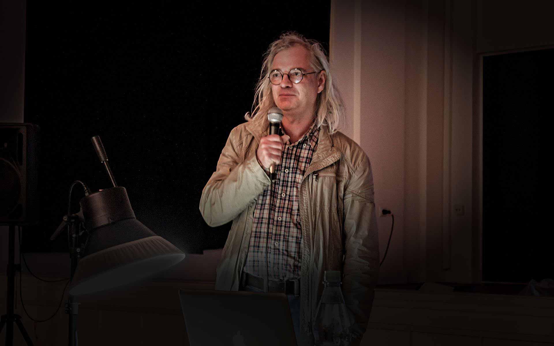 Hannes Wanderer, Verleger von peperoni books