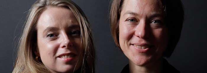 Sybille Castens (Hamburg) und Katrin Warneke (design services, Berlin).