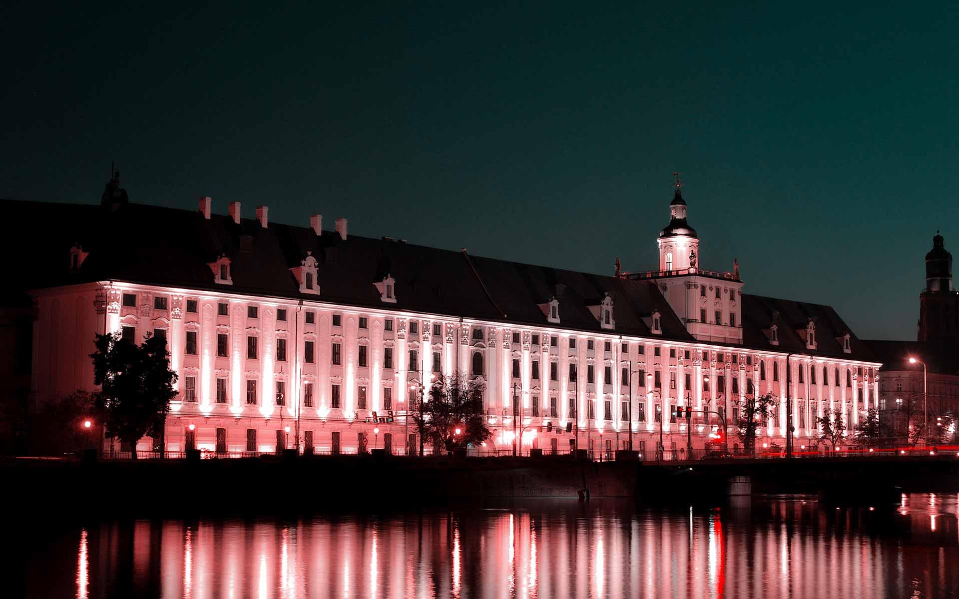 Uniwersytet Wrocławski | Universität Breslau.