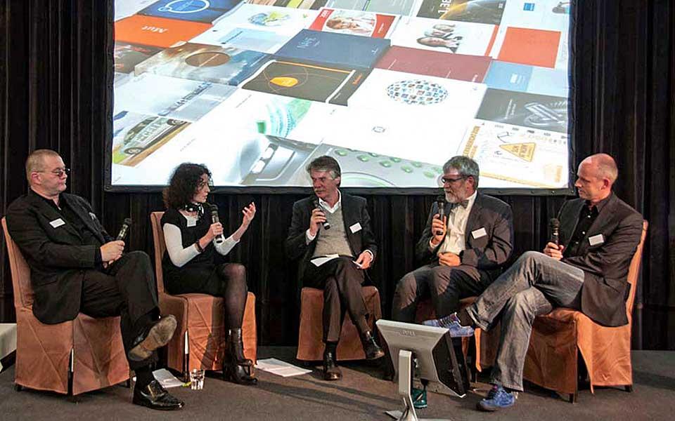 Wolfgang Beinert, Annette Häfelinger, Prof. Dr. Klaus Klemp, Otmar Höfer und Jochen Rädeker.