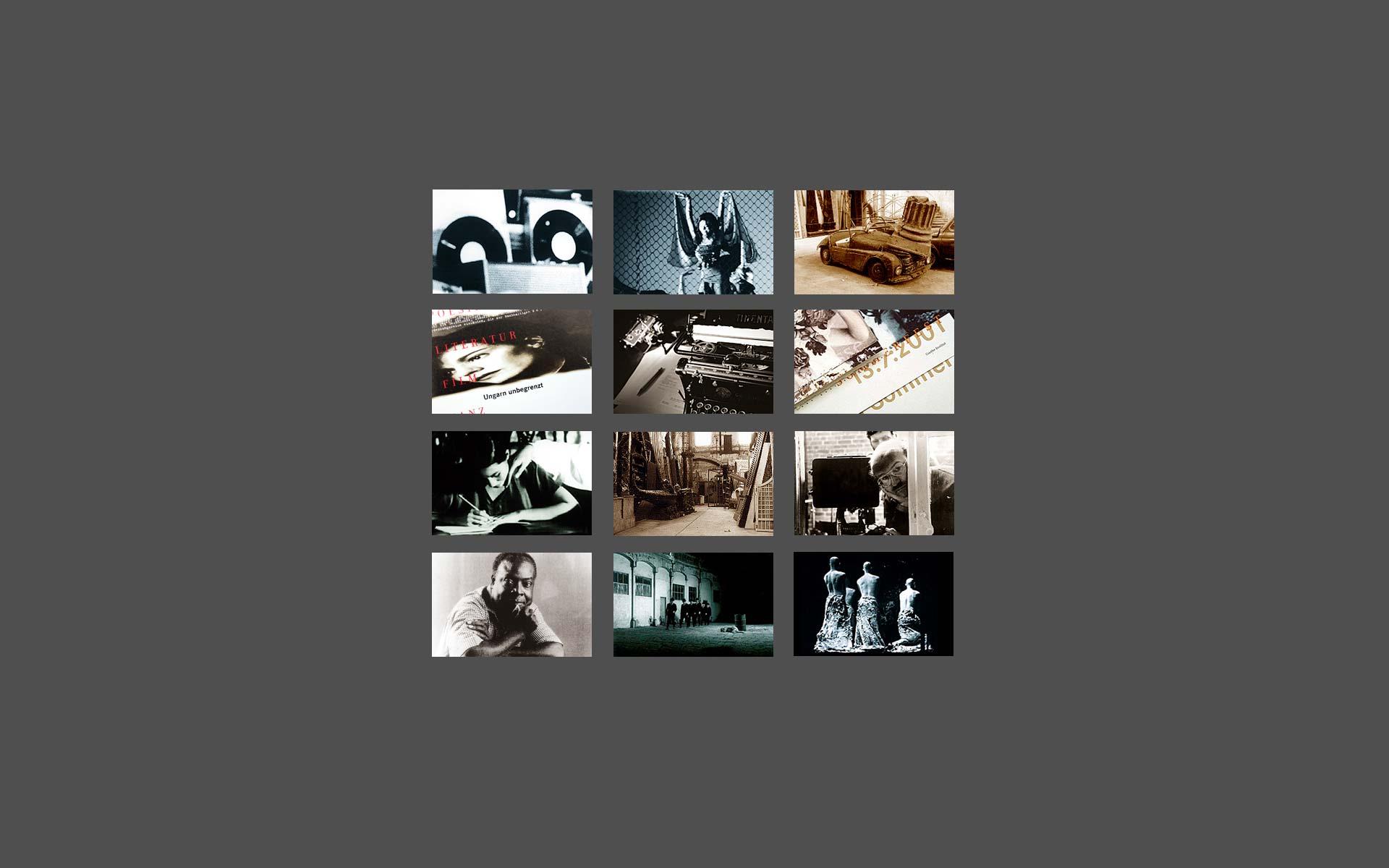 Fotografie und Grafikdesign für Tanz, Theater und Bühne.