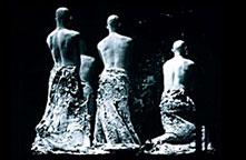 Goethe-Institut, Theaterfotografie, um 1993.