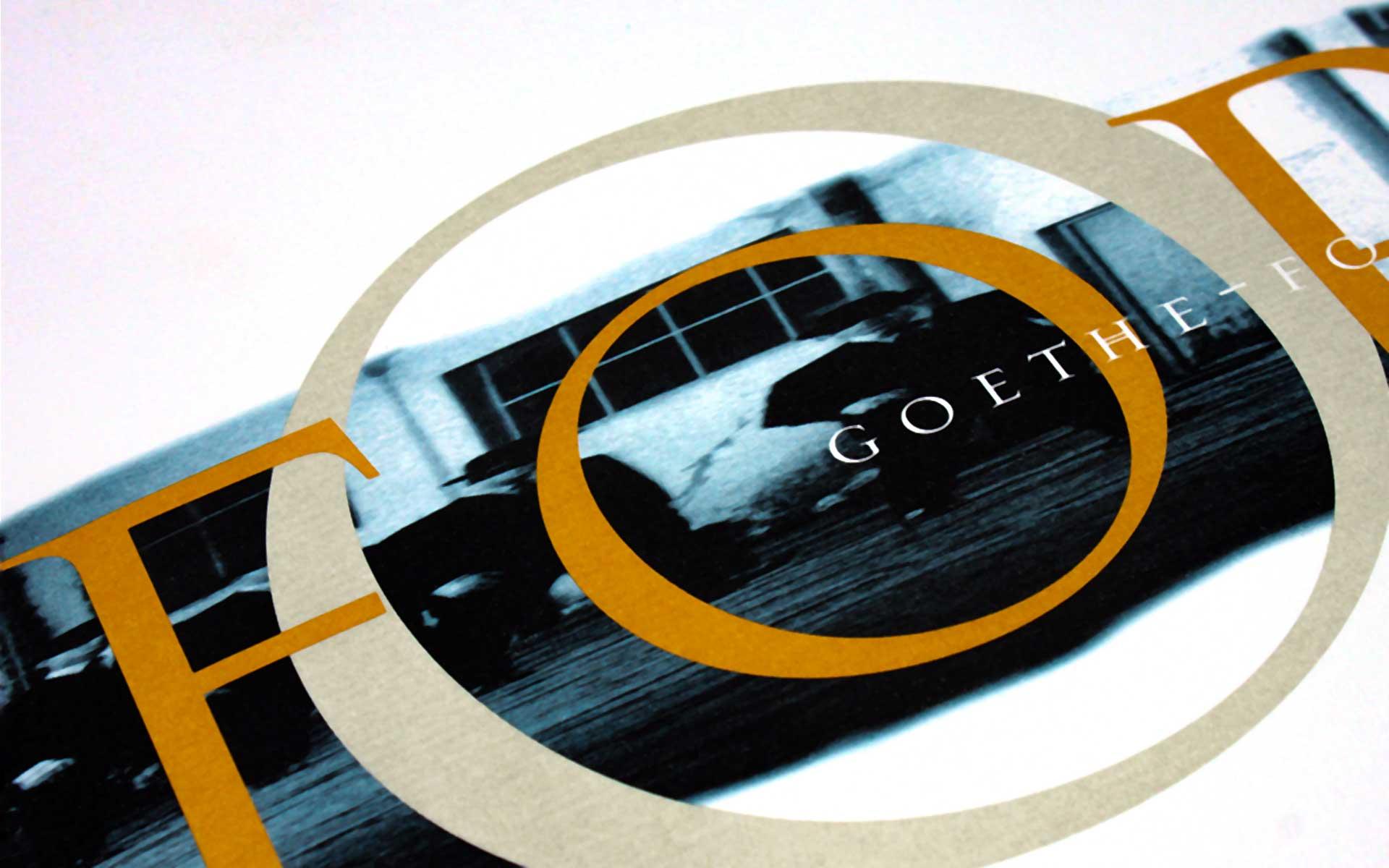 Goethe-Institut, Selbstdarstellung für das Goethe-Forum, um 1996.