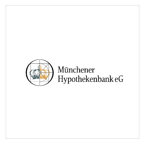 Münchener Hypothekenbank, Logo.