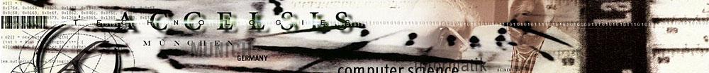 Accelsis Technologies, Computergrafik »Computer Science« für Intra- und Internet.