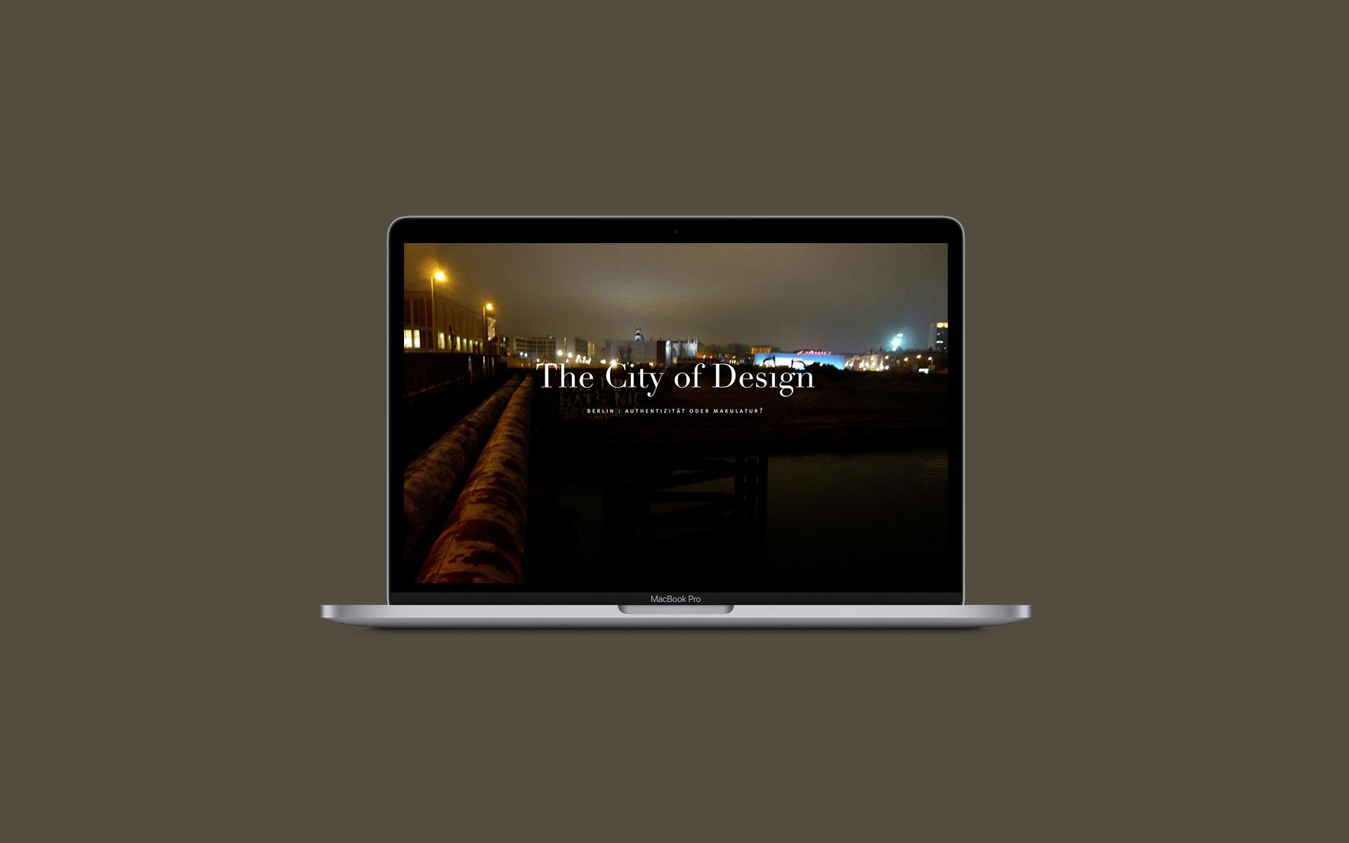 Design von Folien für PowerPoint.