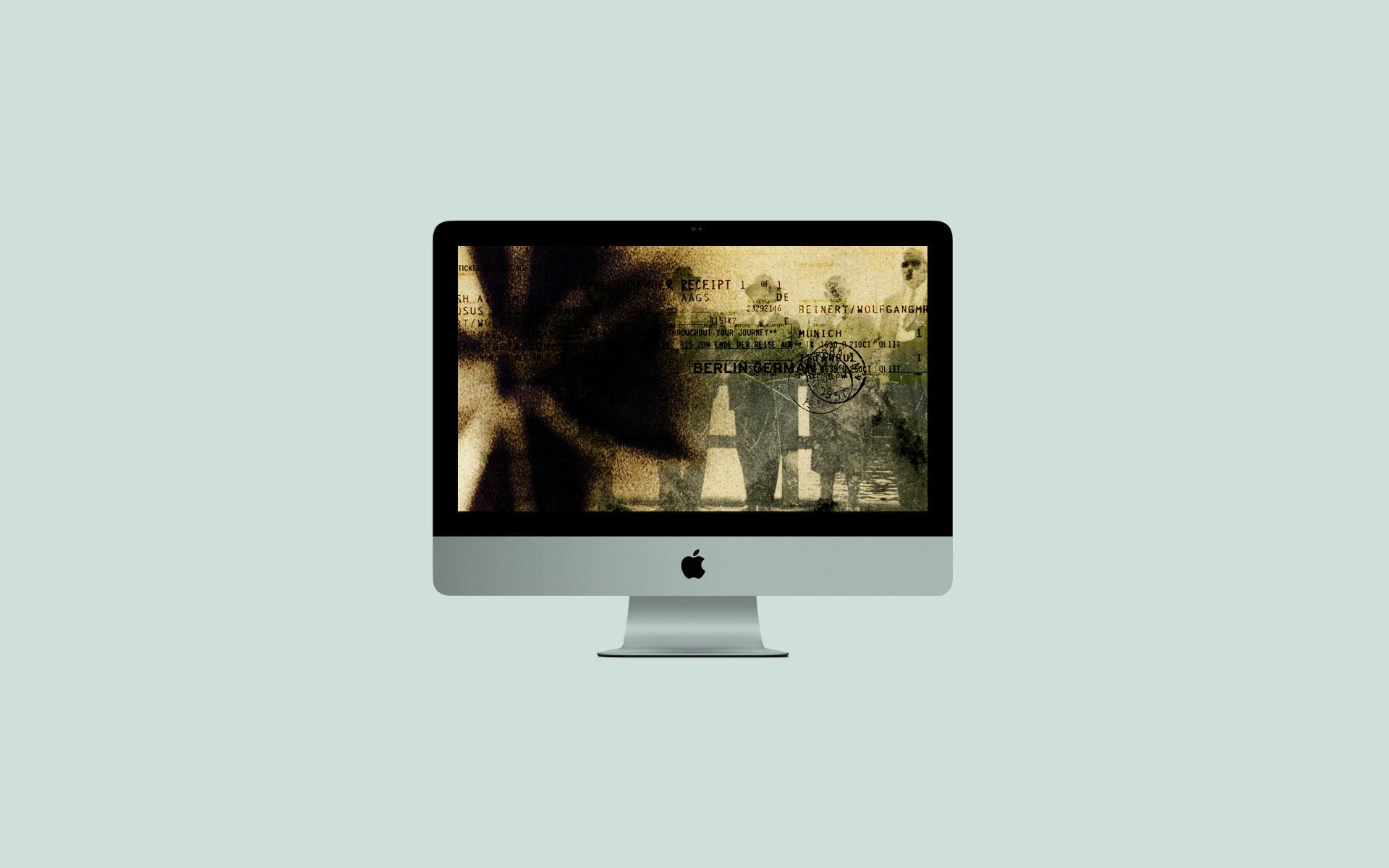 Istanbul Design Week, Website »Seamen«.