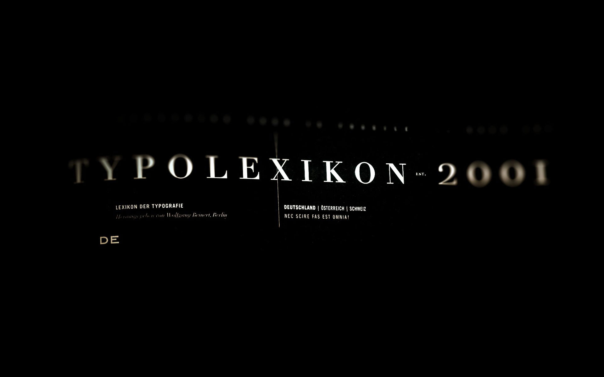 Typolexikon.de | Das Lexikon der Typografie