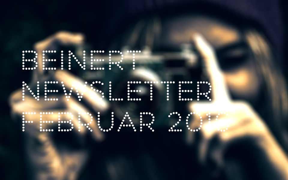 Wolfgang Beinert | Newsletter : Februar 2016