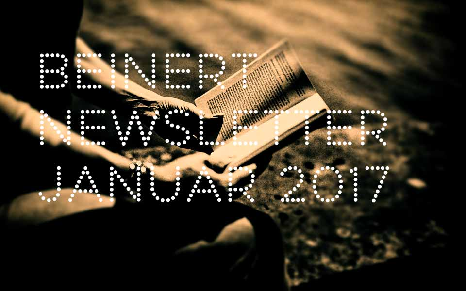 Beinert Newsletter | Januar 2017